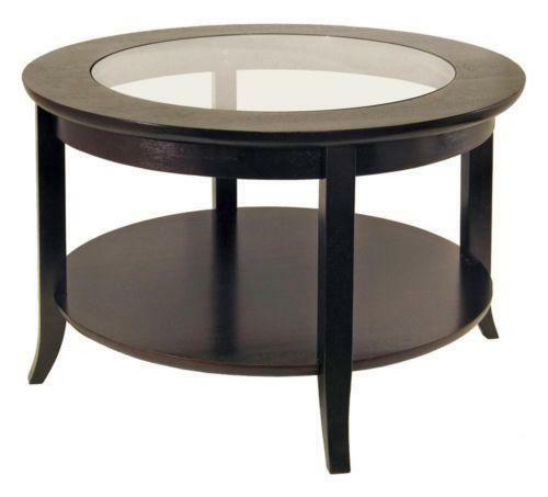 small round coffee table coffee table ebay 31104