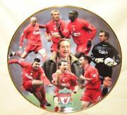 Liverpool FC Plates