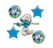 Smurf Balloons