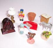 Vintage Dolls House Accessories