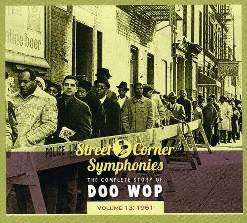 Various Artists, Str - Complete Story of Doo Wop-1961 13 / Various [New CD]