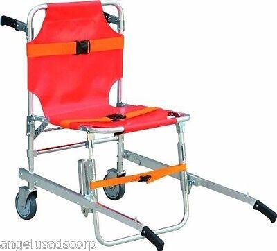 Medical Stair Stretcher Ambulance Wheel Chair Equipment Emergency 191-mayday