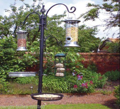 Free Standing Bird Table Ebay