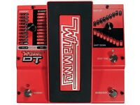 Digitech Whammy DT (Pitch Shifting & Drop Tune Pedal)