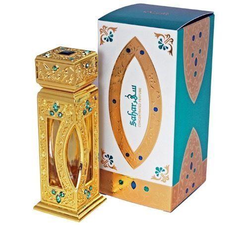 Sahar Orinetal Floral Rosy Spicy Musky Woody Ambery Perfume Oil by Rasasi 18ml