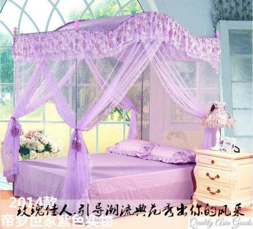 Full Canopy Bed Ebay