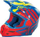 Blue ATV Helmets