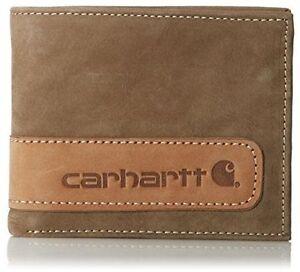 Carhartt Two-Tone Billfold Wing Wallet & Presentation Tin 61-2204-20