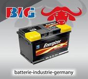 Energizer Autobatterie