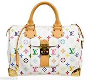 Louis Vuitton Murakami White