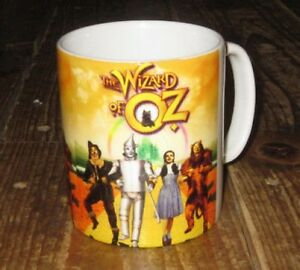 The Wizard of OZ New Colour Advert Word MUG