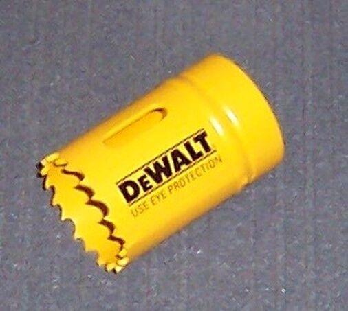"""1 ea. 1-1/8"""" DeWALT D180018-22  Heavy-Duty Hole Saw"""