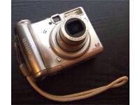 Canon Powershot A540