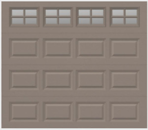 8x7 R-17 insulated CHI garage door