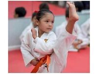 Childrens Finess and self defence