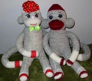 Sock Monkeys - Great Gift Idea Cambridge Kitchener Area image 4