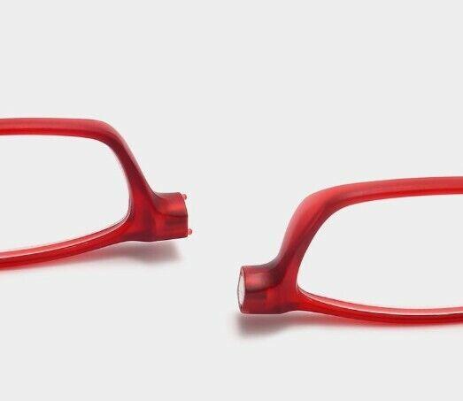 Lesebrille mit Neckband und Magnetverschluss Dioptrien (1 bis 4 ) NBM