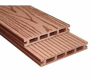 Decking Eco Wood Grain Plus – Wood plastic composite decking Woodroffe Palmerston Area Preview
