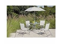 Simple Value 4 Seater Patio Furniture Set 114.