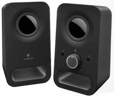 Logitech Z150 2.0 Lautsprecherset Schwarz
