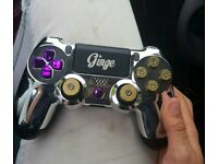 Personalised ps4 controller
