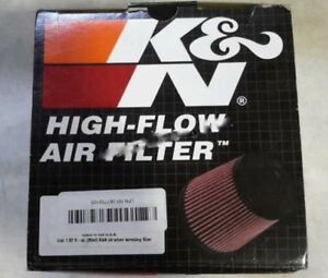 K&N HA-4350 High Flow Air Filter - Washable NEW