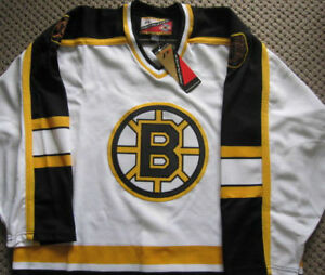 """BRAND NEW WITH TAGS"" AUTHENTIC PRO BOSTON BRUINS JERSEY"