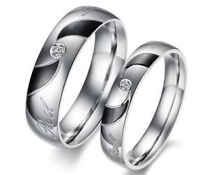 New-Titanium-Steel-Crystal-Promise-Ring-Lovers-Couple-Wedding-Bands-Engagement