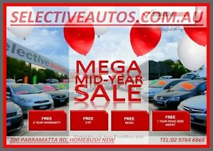 2009 Mazda 3 BL Maxx Silver 6 Speed Manual Hatchback Homebush Strathfield Area Preview