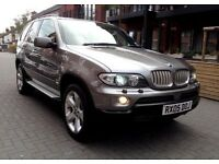 2005 BMW X5 3.0 DIESEL SPORT TOP OF THE RANGE! HPI CLEAR SERVICE HISTORY