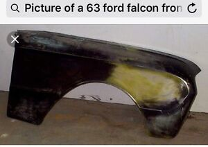 Wanted drivers front fender , 60 -63 ford falcon