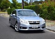 2013 Subaru Liberty B5 MY14 2.5X Lineartronic AWD Silver 6 Speed Constant Variable Sedan Medindie Walkerville Area Preview