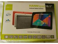 "HANNSPREE 10"" ANDRIOD TABLET (swap)"