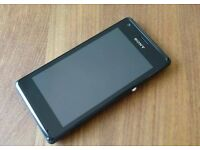 SONY XPERIA M SIMFREE COMES WITH THREE MONTHS WARRENTY
