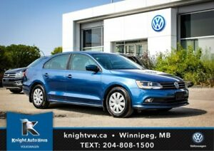 2017 Volkswagen Jetta Sedan Trendline+ w/ App Connect/Backup Cam