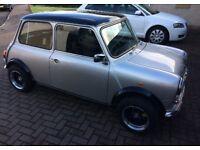 1989 Rover Mini 1000