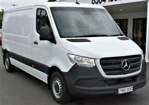 2018 Mercedes-Benz Sprinter VS30 311CDI MWB 9G-Tronic FWD White 9 Speed Sports Automatic Cab Chassis