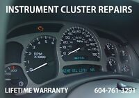Vancouver Instrument  Cluster And Module Repair