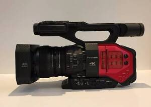 Panasonic AG-DVX200 4K Handheld Camcorder Rose Bay Eastern Suburbs Preview
