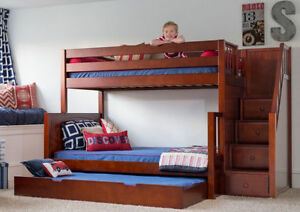 BOXING DAY SALE 15% OFF + NO TAX_ KIDS BUNK & LOFT BEDS Peterborough Peterborough Area image 3