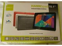 "HANNSPREE 10"" ANDROID TABLET (swap)"
