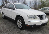 2004 Chrysler Pacifica LIMITED--AWD--SPORT PKT-H/LEATHER-SUNROOF