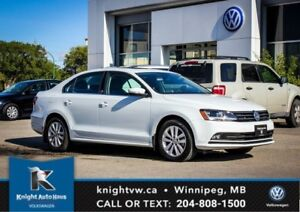 2017 Volkswagen Jetta Wolfsburg Edition w/ Backup Camera/Sunroof
