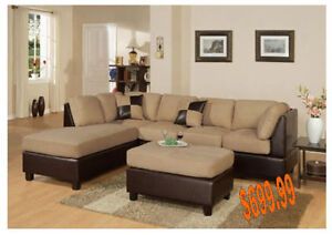 Today Special Sectional with Ottoman Belleville Belleville Area image 6