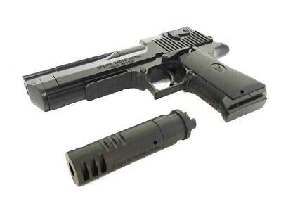 Plastic Toy Gun Desert Eagle Building Block m1911 Airsoft Pistol Mini Sniper Toy