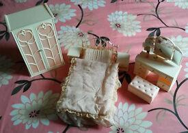 Vintage Sindy Bedroom Set