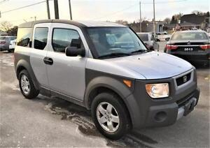 "2003 HONDA Element--""AUTOMATIC""--NEW TIRES.-ex.cond.CERT&ETESTED"