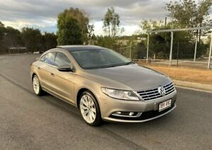 2012 Volkswagen CC Type 3CC MY12.5 V6 FSI DSG 4MOTION Brown 6 Speed Sports Automatic Dual Clutch Darra Brisbane South West Preview