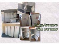 Fridges /freezers/ larders /tall/ integrated / under counter
