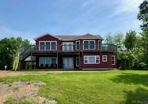 PRICE IMPROVEMENT !! WATERFRONT/ HOME GRAND LAKE